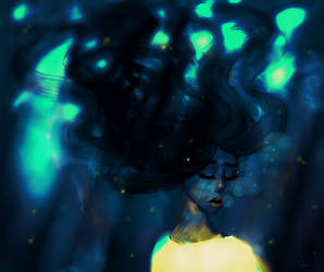 Depth of mind by KiaDraven
