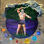 Olympus Series: Zeus