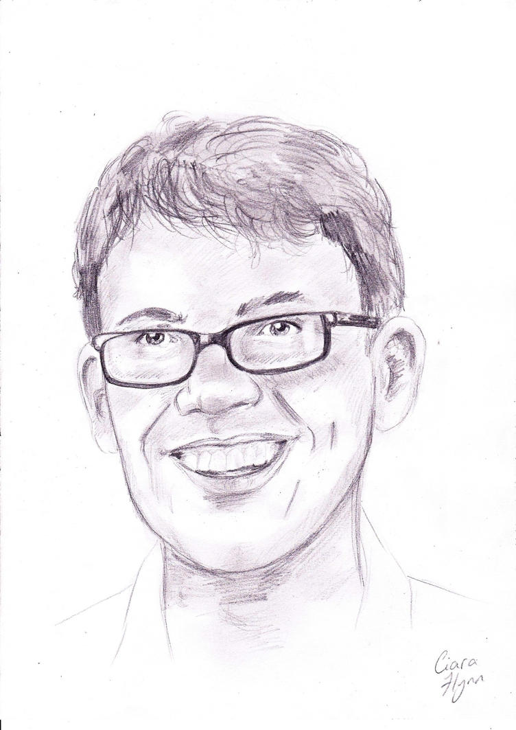 Hank Green by The-Girl-Who-Waited