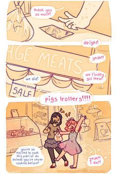 comic: trotters