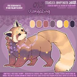 [CLOSED] adoptober 15: stargazing