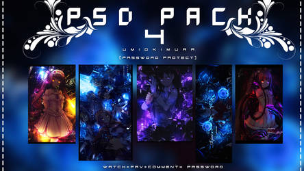 PSD Pack 4 by UmioKimura