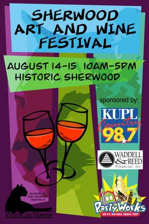 Sherwood Art and Wine Festival