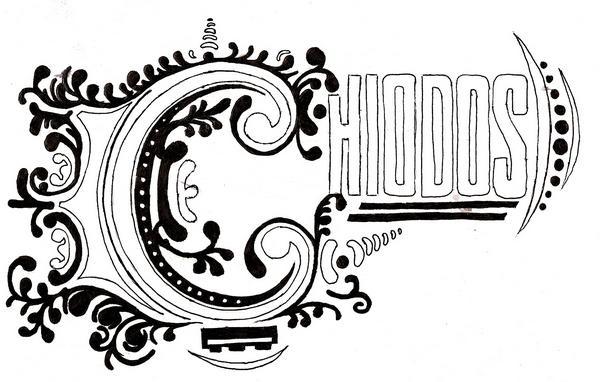 Chiodos logo colored