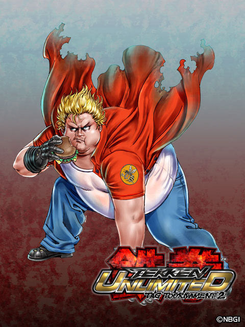 Rate The Character Day 64 Robert Bob Richards Tekken 7