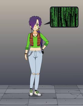 Cyberpunk 2020 - Luka Cincaid
