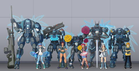 TAGs of Avalon: Group Shot