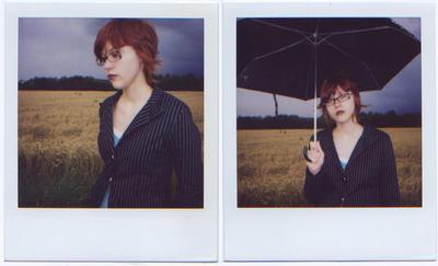 Summer Rain by GoPolaroid