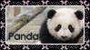 Panda Stamp by KawaiiMonstr