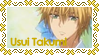 Usui Takumi Fan Stamp by KawaiiMonstr
