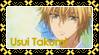 Usui Takumi Fan Stamp by KawaiiMonstr