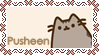 Pusheen Stamp by KawaiiMonstr