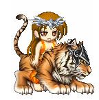 Guardian - KK - Battle Stature by Feline-Jaye
