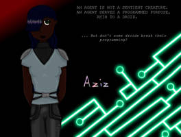 Aziz Tagline