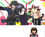 [MMD Yu-Gi-Oh!] Yu-Gi-Oh! Main Characters!