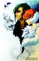 Fakiru Week 2011 Feathers by duvete