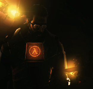 Gordon Freeman by Supernikobe