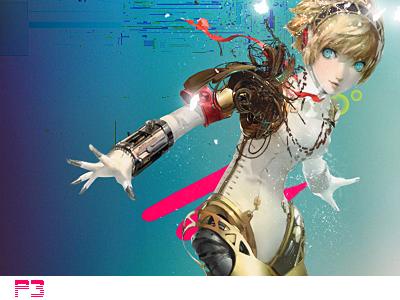Persona 3 by Supernikobe