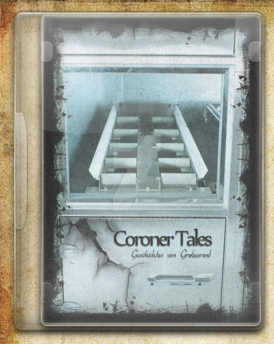 Cover - Coroner Tales