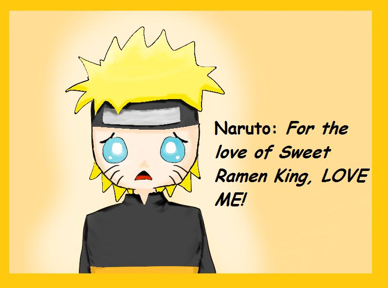 Naruto S Pick Up Line By Charredblossom16 On Deviantart