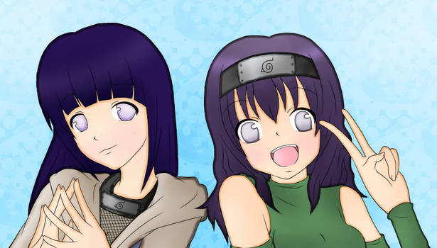 Hoshinana and Hinata