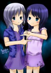Gemini Twins - Hand Sign