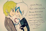 You're The Only One For Me (TristenXLusion ) by MySancuaryLittlePony