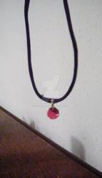 Landon BlackHeart cosplay (pendant) by MySancuaryLittlePony