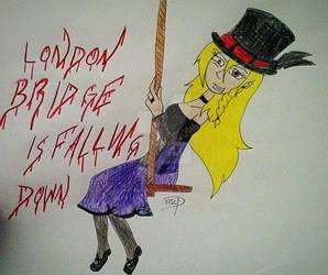The Vengeful Doll by MySancuaryLittlePony