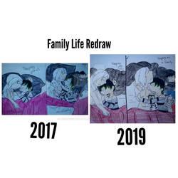 Family Life (Darian x Jason) Redraw