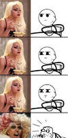 Cereal Guy Vs. Cereal GaGa by Fpf5
