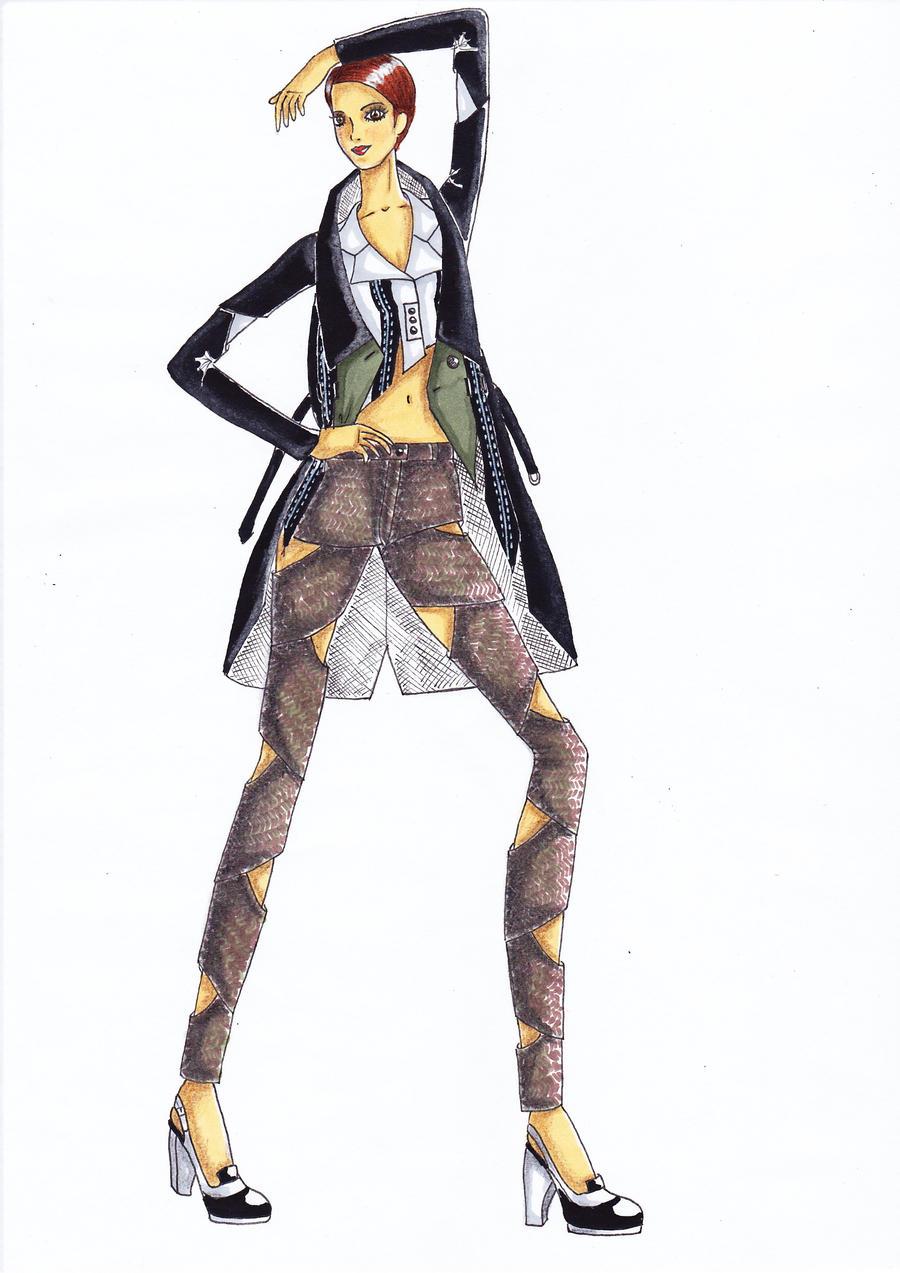 fashion figure drawing mods by bon2410 on deviantart