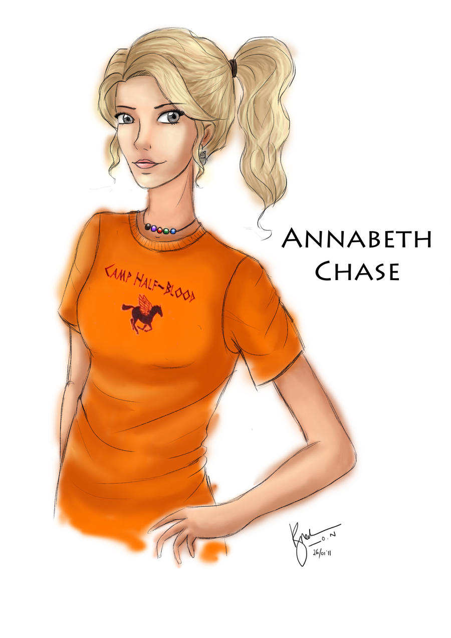 Annabeth chase picture 80