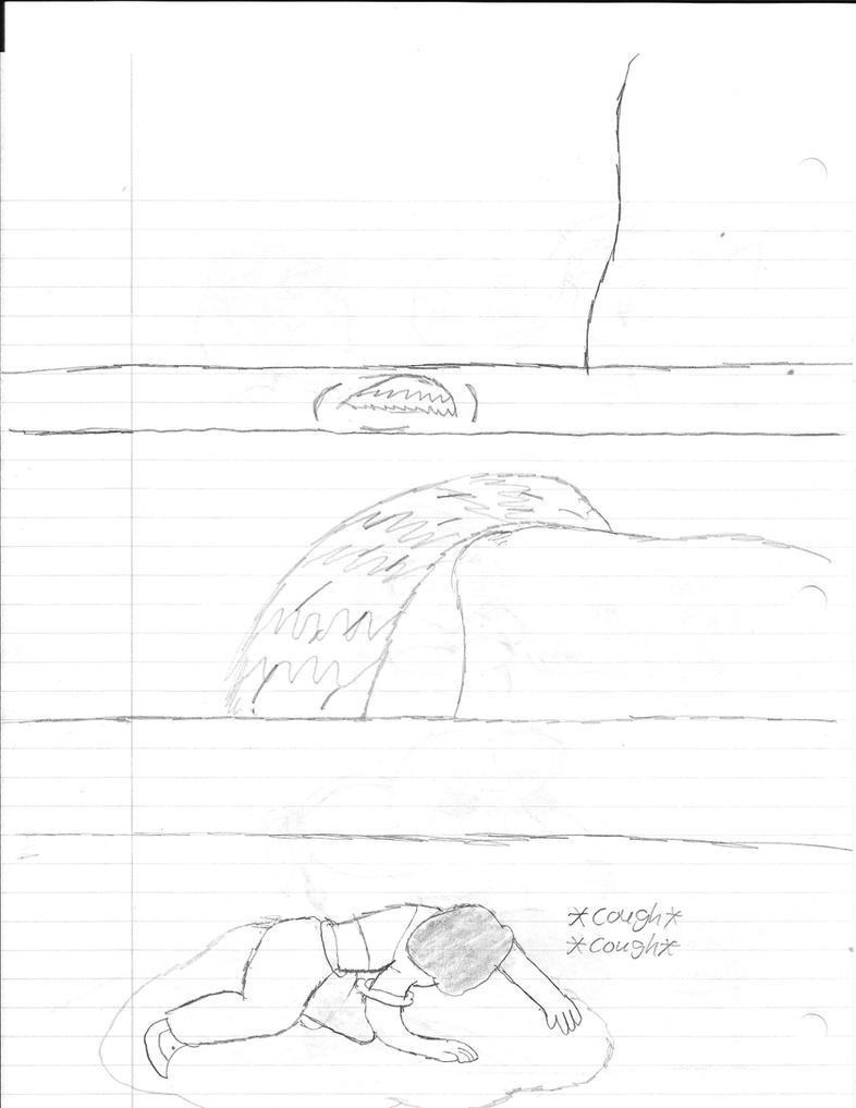 Ella in peril Page 8 by Bluesplendont