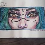 Watercolor Study - Felvae