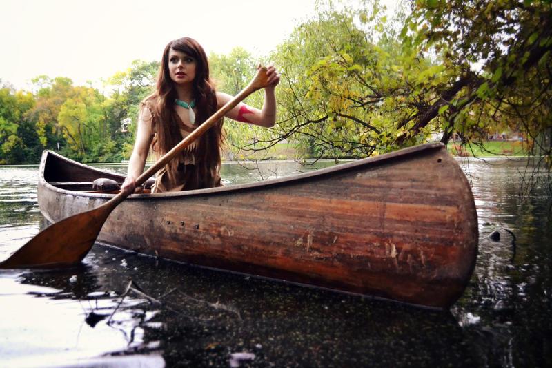 Pocahontas 1 by HannahEva
