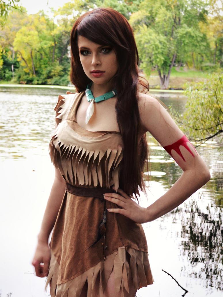 Pocahontas 2 by HannahEva