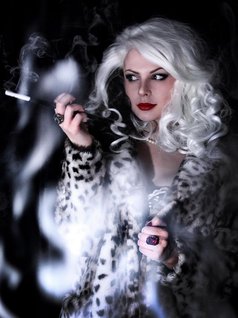 Cruella de Vil 2 by HannahEva