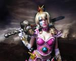 Warrior Princess Peach