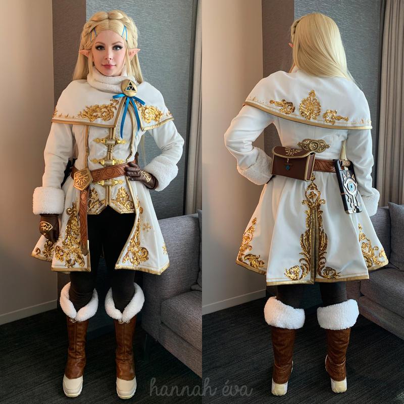 Princess Zelda - Breath of the Wild - Winter