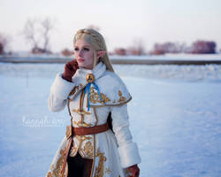 Princess Zelda - Breath of the Wild - Winter 2