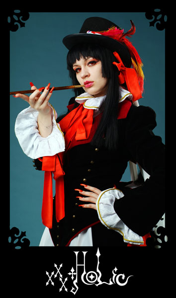 Cosplay internacional  :cat: XxxHolic_cosplay_by_love_squad