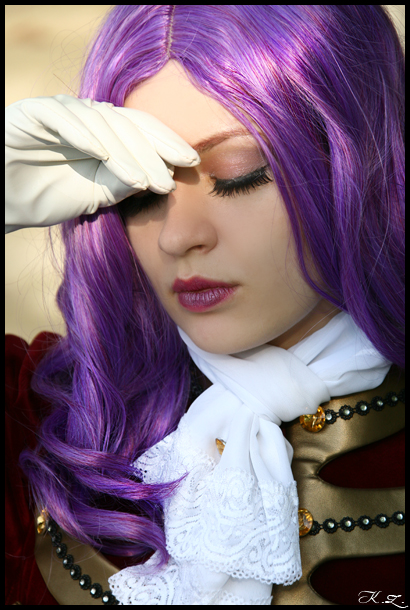 Cornelia Code Geass cosplay by love squad - avatar (toplama in LEYL )