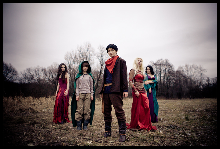 Merlin BBC - Sorcery by love-squad