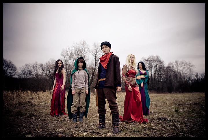 Merlin BBC - Sorcery