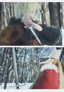 Vinland Saga-en garde