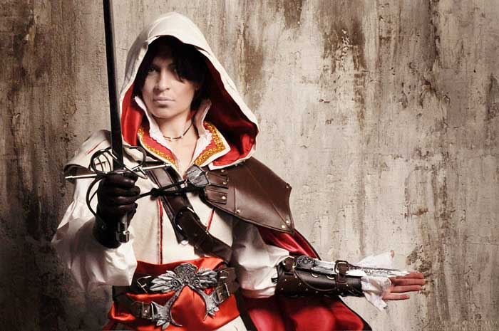 Assassin's Creed 2 - Ezio by love-squad
