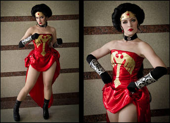 Wonder Woman - Amazonia by love-squad