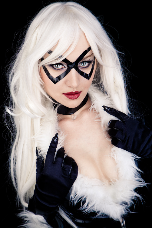 Black Cat by love-squad