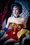 Wonder Woman - Victorian amazon